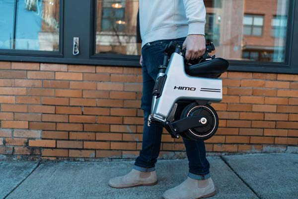 HiMo Folding Electric Bike