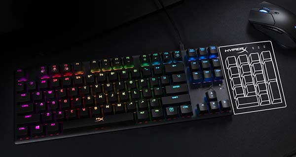 HyperX Alloy Origins Core Tenkeyless Mechanical Gaming Keyboard