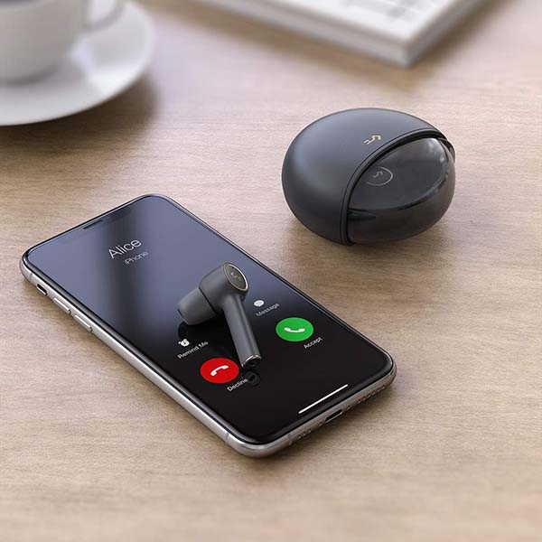 Key Series T18NC True Wireless ANC Bluetooth Earbuds