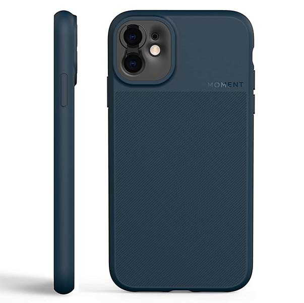 Moment Thin Biodegradable iPhone 11 Case Supports Moment Lenses