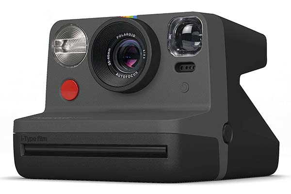 Polaroid Now i-Type Instant Camera Improved with Autofocus 2-Lens System