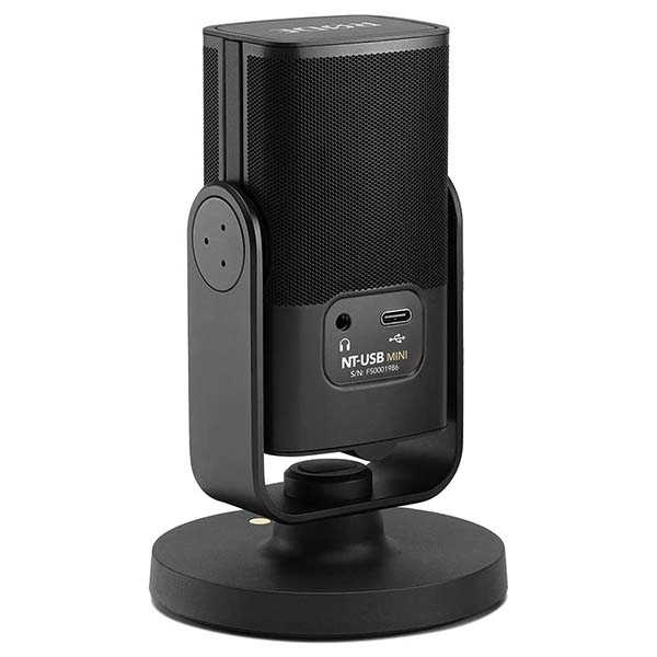 Rode NT-USB Mini USB Microphone with Detachable Magnetic Stand