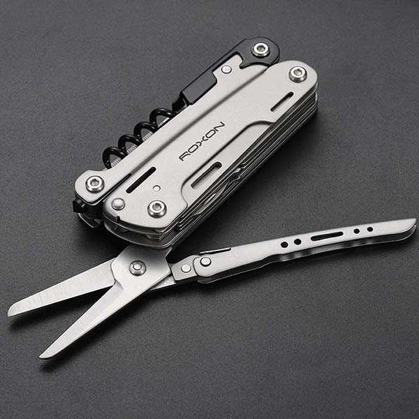 Roxon S801S Strom Pocket Multitool with 16 Tools