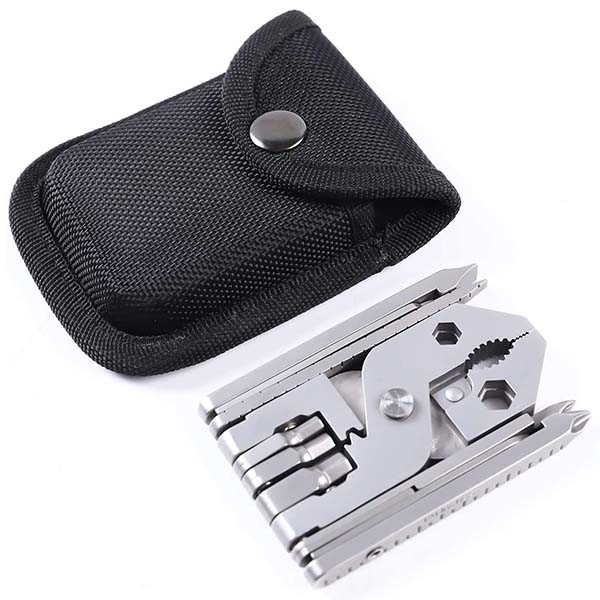 Silverhero SS 23-In-1 Stainless Steel Pocket Multitool