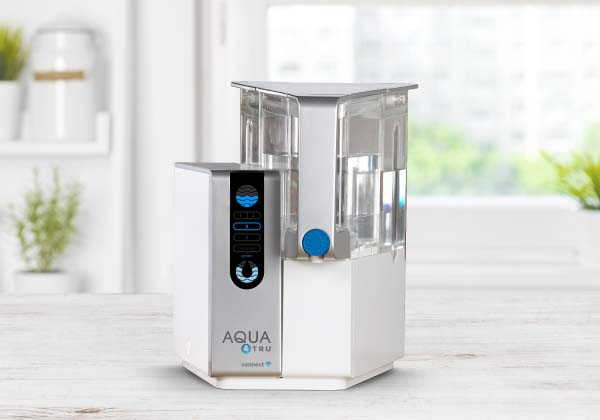 AquaTru Connect Smart Water Purifier with 4-Level Purification