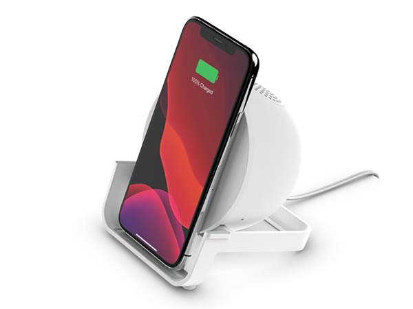 Belkin Boost Charge Wireless Charging Stand with Bluetooth Speaker