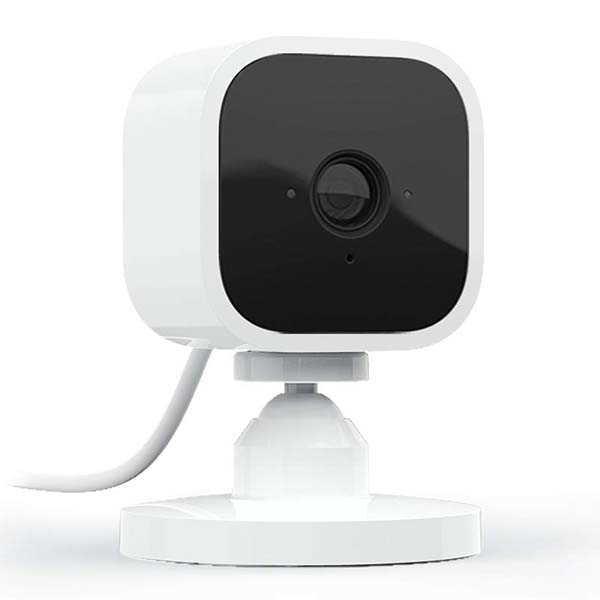 Blink Mini Smart Indoor Security Camera Supports Alexa