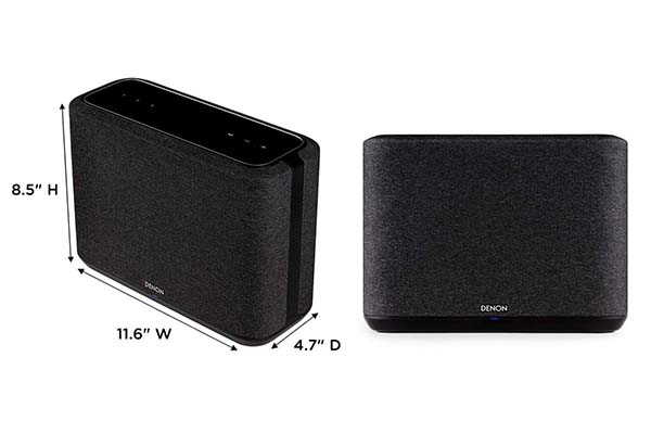 Denon Home 250 Wireless Speaker with Alexa Compatible