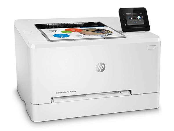 HP Color LaserJet Pro M255dw Wireless Laser Color Printer