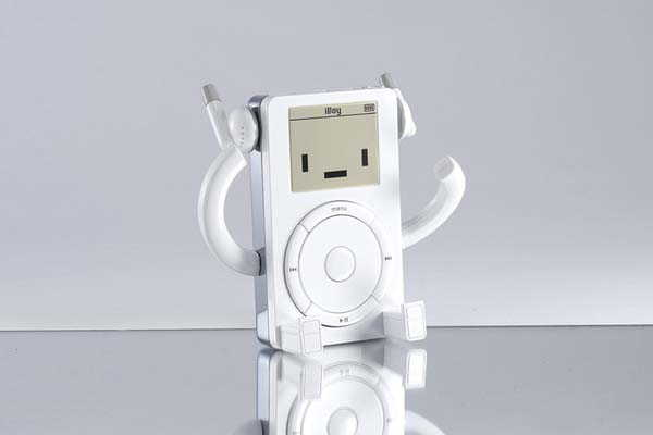 iBoy Retro Action Figure Inspired by iPod Classic