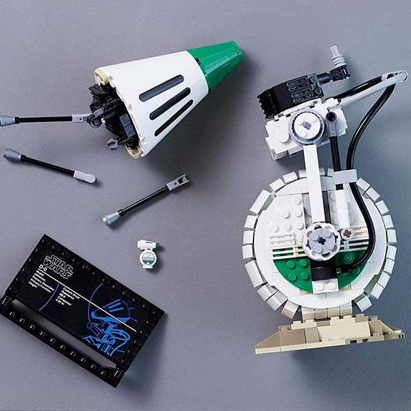 LEGO Star Wars D-O Droid Building Set