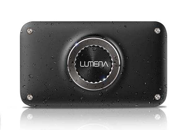 Lumena Multipurpose Portable LED Light with Power Bank