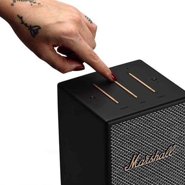 Marshall Uxbridge Voice Smart Home Speaker with Amazon Alexa Built-in