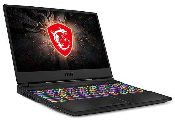 MSI GL65 Leopard Gaming Laptop with 144Hz Display