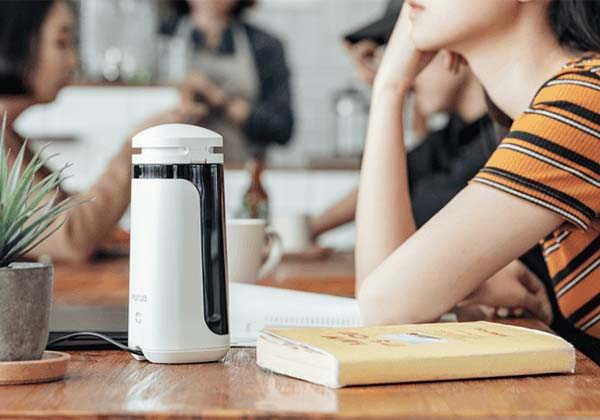 Purus Air i Plus Portable Air Purifier with Filter Free Design