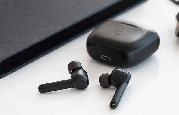 ReduxBuds True Wireless Bluetooth Earbuds with AI Powered Noise Cancellation
