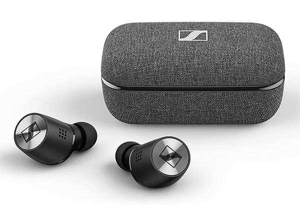 Sennheiser Momentum 2 True Wireless Bluetooth Earbuds with Active Noise Cancellation