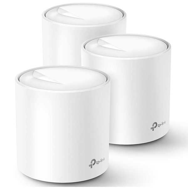 TP-Link Deco X20 WiFi 6 Mesh System Supports Amazon Alexa
