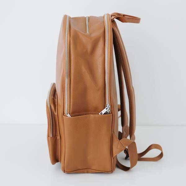 ULX Handmade Leather Backpack for Everyday Use