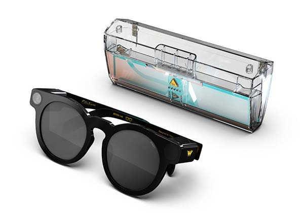 Wagii Smartglasses with POV Camera