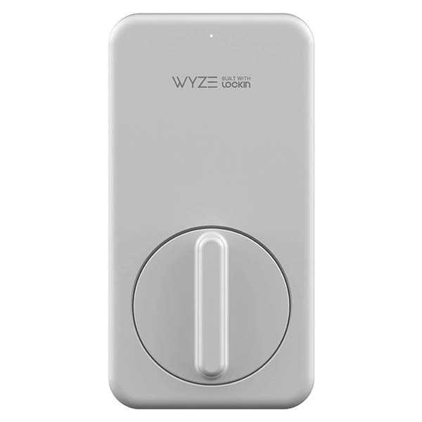 Wyze Smart Lock Fits on Most Deadbolts