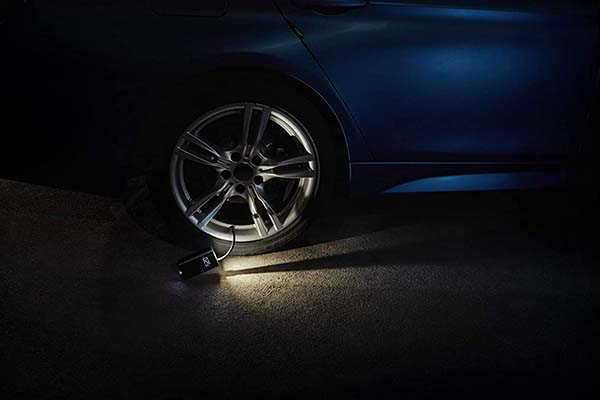 Xiaomi Mi Portable Electric Tire Pump with Pressure Detection