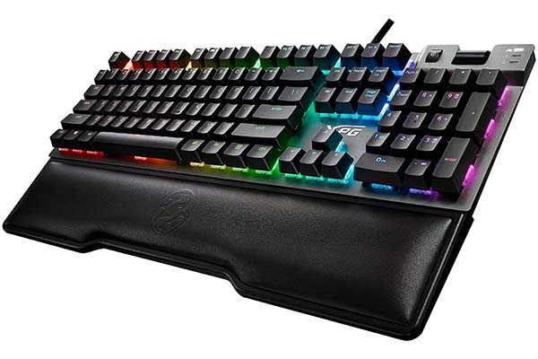 ADATA XPG Summoner RGB Mechanical Gaming Keyboard with Magnetic Wrist Rest