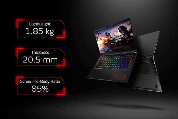 ADATA XPG Xenia Gaming Laptop with 144Hz Screen