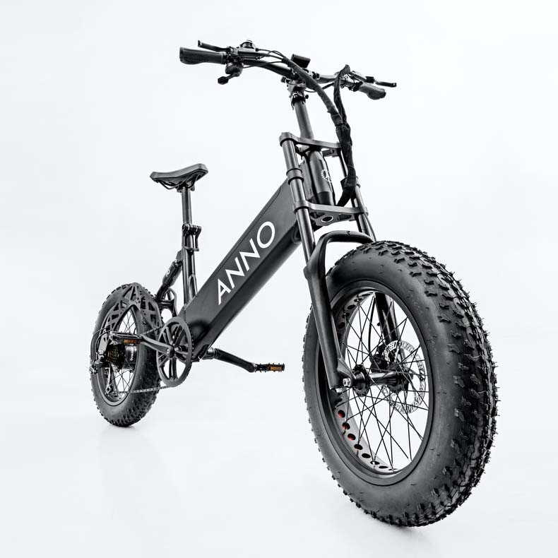 Annobike A1 Fat-Tire Electric Bike Series