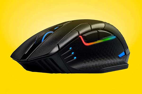 Corsair Dark Core RGB Pro SE Wireless Gaming Mouse with Slipstream Technology