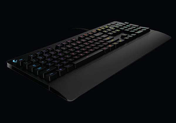 Logitech G213 Prodigy RGB Gaming Keyboard with G LIGHTSYNC Technology