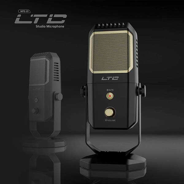 LTC Encore MPE-01 USB Condenser Microphone with 4 Pickup Patterns