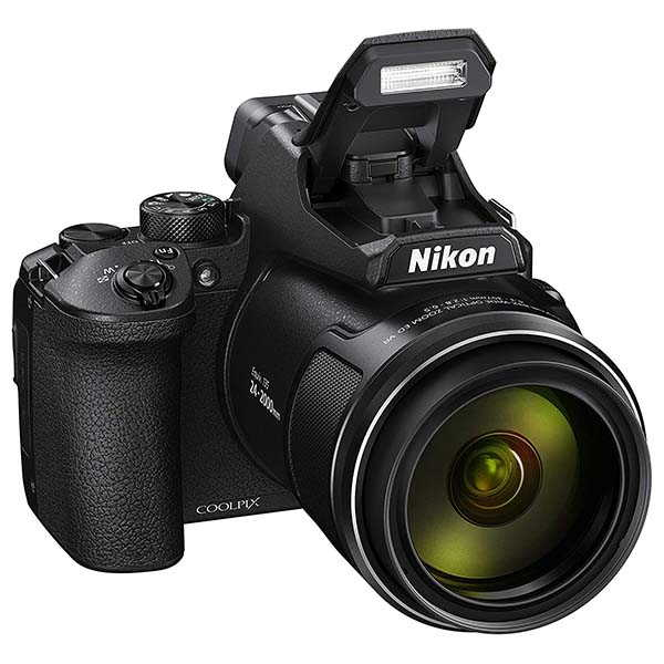 Nikon Coolpix P950 Super Telephoto Camera with 83x Optical Zoom Lens