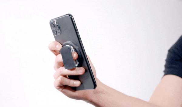 Ohsnap Magnetic Phone Grip Supports All Phones