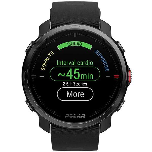 Polar Grit X GPS Smartwatch with Compass and Altimeter