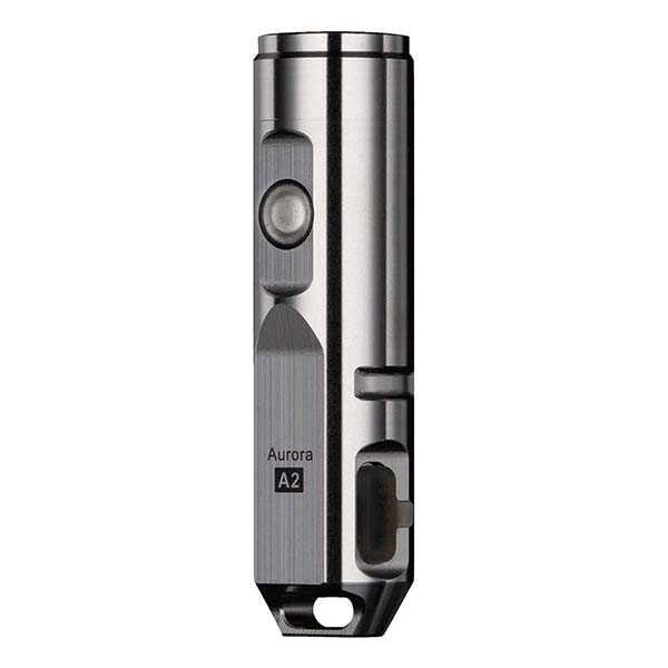 RovyVon Aurora A2x Keychain LED Flashlight with 650 Lumen of Brightness
