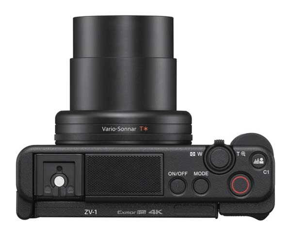 Sony ZV-1 Compact Camera for Vloggers and Content Creators