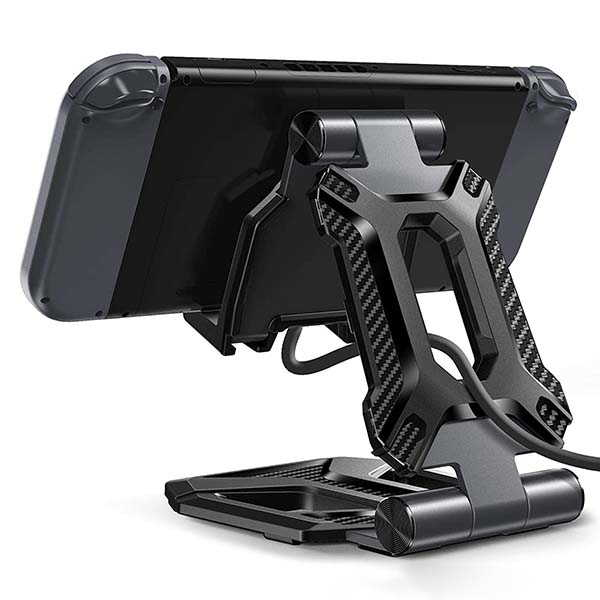 SupCase Aluminum Phone and Tablet Stand for Smartphones, Tablets, Nintendo Switch and More
