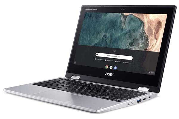 Acer Spin 311 Convertible Chromebook with 11.6-Inch Touchscreen Display
