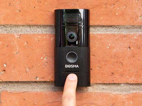 Aegis Smart Deadbolt Lock with Sentry Smart Video Doorbell