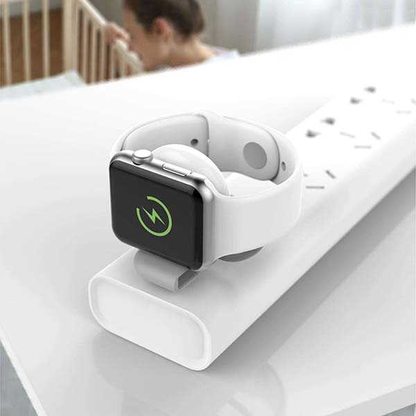 CoolMi Magnetic Portable Apple Watch Charger