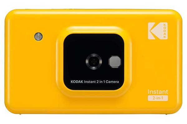 Kodak Mini Shot 2 Instant Camera and Photo Printer