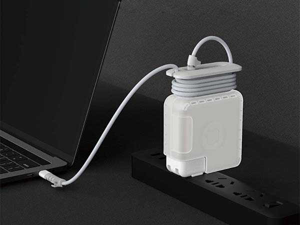 Lopnord Travel Cord Organizer for MacBook Charger