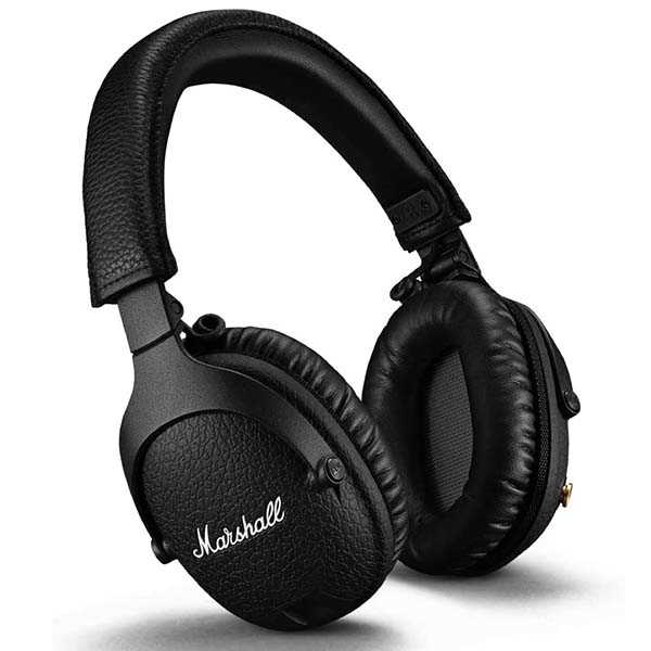 Marshall Monitor II ANC Bluetooth Headphones with a Multi-Directional Control Knob