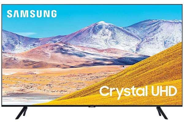 Samsung 8000 Series 4K Smart TV with Alexa Built-in