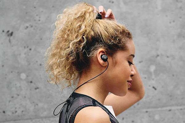 Skullcandy Method Active Wireless Sport Earbuds with Tile Tracker