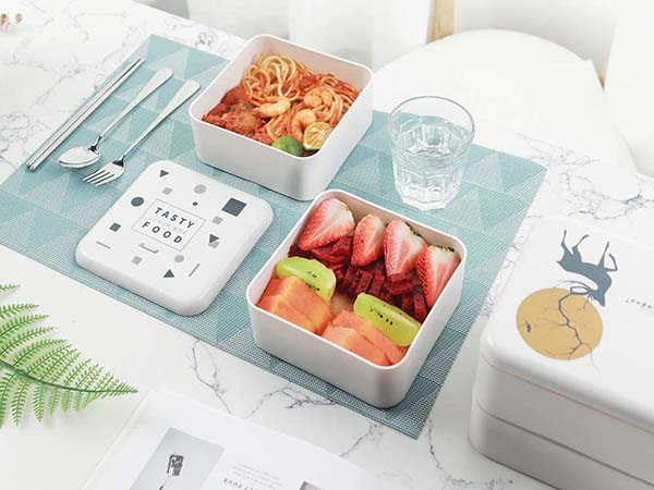 Ulela Square Bento Lunch Box