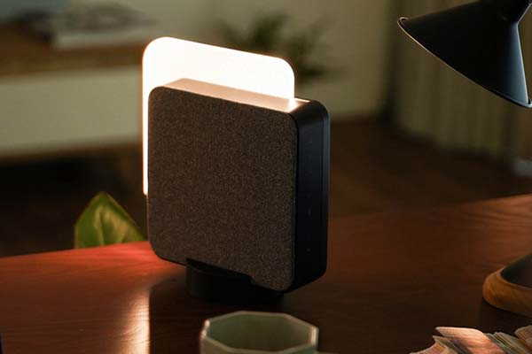 UPstage180 Bluetooth Home Speaker with Soothing Light