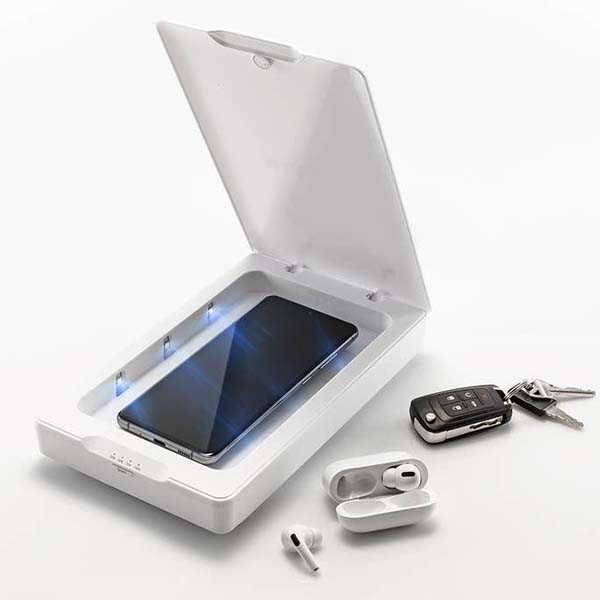 ZAGG InvisibleShield UV Phone Sanitizer