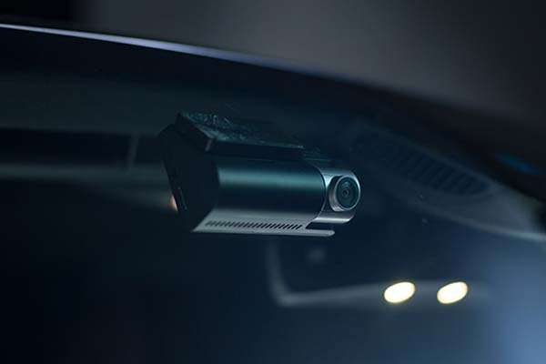 70mai A800 Dual-Vision 4K Dash Cam with GPS and Parking Surveillance